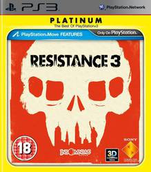 Resistance 3 (Platinum) PS3