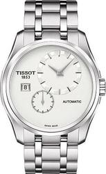 Tissot Gents Couturier Automatic Silver Stainless Steel Bracelet T035.428.11.031.00
