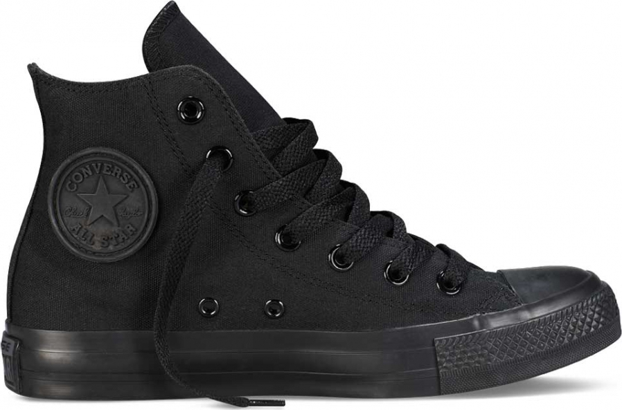 647b93ddc5eb Converse All Star Chuck Taylor Hi Black