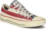 Converse All Star Chuck Taylor Stars&Bars Ox Dirty White/Navy/Red 1V831