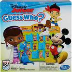 Hasbro Disney Jr Guess Who?