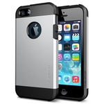 Spigen Tough Armor για Apple iPhone 5/5s Silver