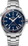 Omega Seamaster Planet Ocean GMT Good Planet Co-Axial 8600 Caliber 232.30.44.22.03.001