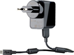 Sony Ericsson micro USB Wall Charger Μαύρο (EP750)