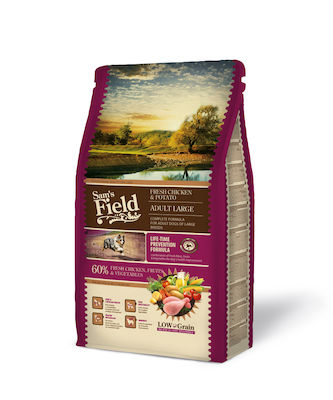 Sam's Field Adult Large 13kg