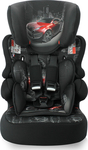 Lorelli Bertoni X-Drive Plus Black & Red Car