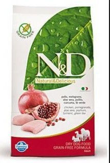 N&D Chicken & Pomegranate Puppy Mini & Medium 2.5kg