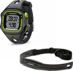 Garmin Forerunner 15 HRM (Black/Green)