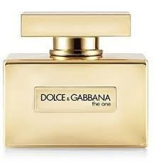 Dolce & Gabbana The One Gold Limited Edition Eau de Parfum 75ml