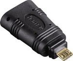 HAMA USB2.0 micro USB-B male - USB-A female (54514)