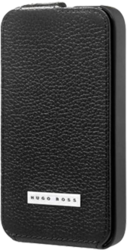 Hugo Boss Flip Vertical Case Reflex Black (iPhone 5/5s/SE)