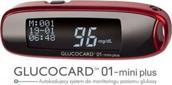 Menarini Glucocard 01 Mini Plus