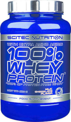 Scitec Nutrition 100% Whey Protein 920gr Milk Chocolate