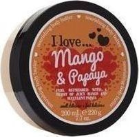 I Love Cosmetics Mango & Papaya Nourishing Body Butter 200ml