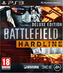 Battlefield Hardline (Deluxe Edition) PS3