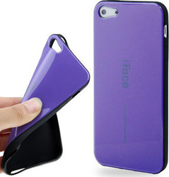 iFace Back Cover Purple (iPhone 5/5s/SE)