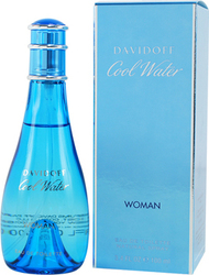 Davidoff Coolwater For Women Eau de Toilette 50ml