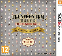 Theatrhythm Final Fantasy: Curtain Call (Limited Edition) 3DS