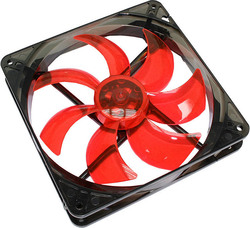 Cooltek Silent Fan 140mm Red LED