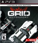 GRID Autosport (Limited Black Edition) PS3