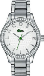 Lacoste Sydney Crystals Stainless Steel Bracelet 2000797