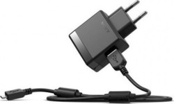 Sony micro USB Cable & Wall Adapter Μαύρο (EP881)