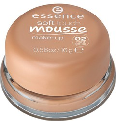 Essence Soft Touch Mousse Make Up 02 16gr