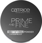 Catrice Cosmetics Prime & Fine Mattifying Powder Waterproof 010 9gr