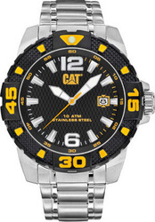 CAT Dp Sport Stainless Steel Bracelet PT14111137