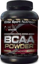 Hitec Nutrition BCAA Powder 500gr