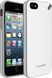 PureGear Slim Shell Case White Grey (iPhone 5/5s/SE)