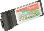 Roline ExpressCard/34 to 1x Serial RS232
