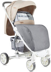 Lorelli Bertoni S300 With Footcover 10020841747 Grey & Beige Cities