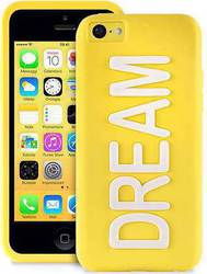 Puro Night Cover Dream Yellow (iPhone 5C)