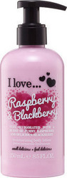 I Love Cosmetics Body Lotion Raspberry & Blackberry 250ml