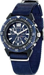 Sector Expander 90 Chronograph Blue Fabric Strap R3271697002