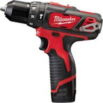 Milwaukee M12 BPD-202C 12V 2x2Ah 4933441940