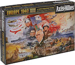 Kaissa Axis & Allies Europe 1940 2nd Edition