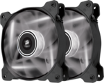Corsair SP120 LED White High Static Pressure 120mm (Twin Pack)