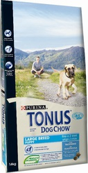 Tonus Adult Large Breed Γαλοπούλα 2.5Kg