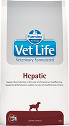 Farmina Vet Life Hepatic 2kg