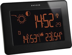 TFA Slim Touch Radio Weather Station