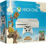 Microsoft Xbox One 500GB Special White Edition & Sunset Overdrive