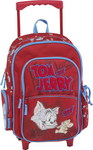 Graffiti Tom & Jerry Trolley 14125 Red