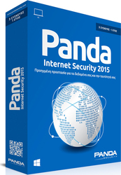 Panda Security Internet Security 2015 (3 Licenses , 1 Year)