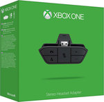 Microsoft Stereo Headset Adapter (XBOX One)