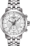 Tissot Sport Ladies Chrono PRC200 Fencing Stainless Steel Bracel T055.217.11.018.00