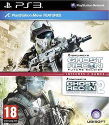 Tom Clancy's Ghost Recon Double Pack (Future Soldier/Advanced Warfighter 2) PS3