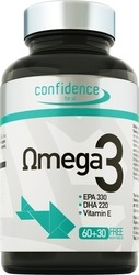 Alfa Choice Confidence Omega 3 90 μαλακές κάψουλες