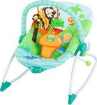 Bright Starts Peek a Zoo 3-in-1 Baby to Big Kid Rocker